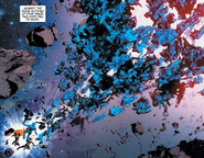 Thor Odinson (Earth-616) and Marcus Milton (Earth-13034) vs The Beyonders from New Avengers Vol 3 32 0001
