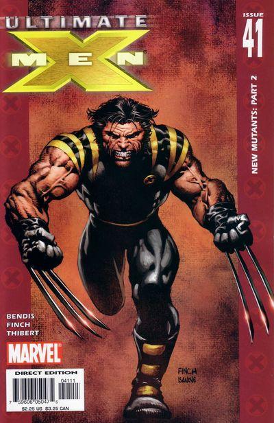 Ultimate X-Men Vol 1 41