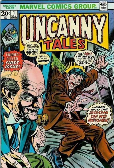Uncanny Tales Vol 2