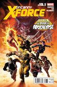 Uncanny X-Force Vol 1 19.1