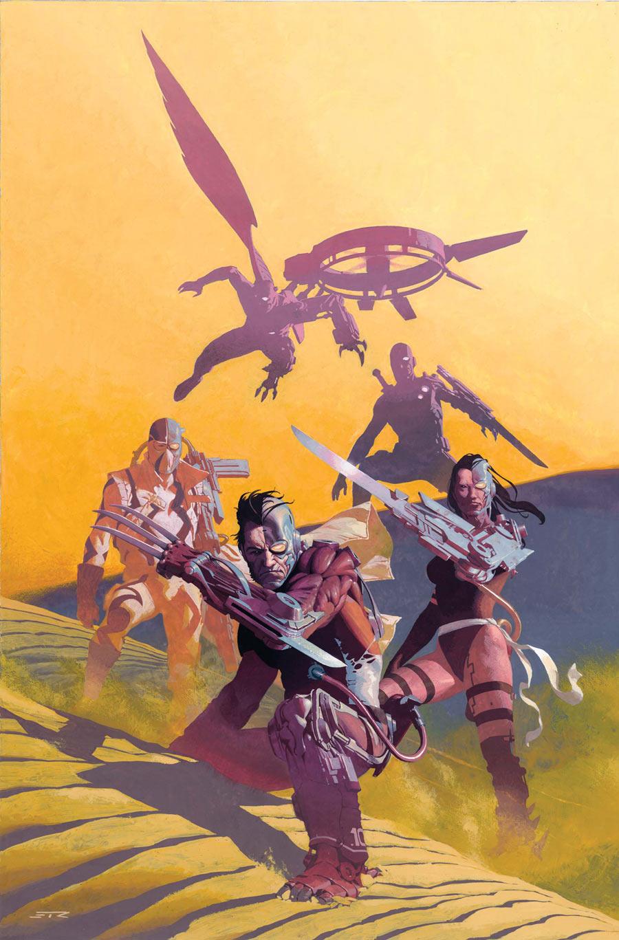 X-Force (Strike Team) (Earth-11045)