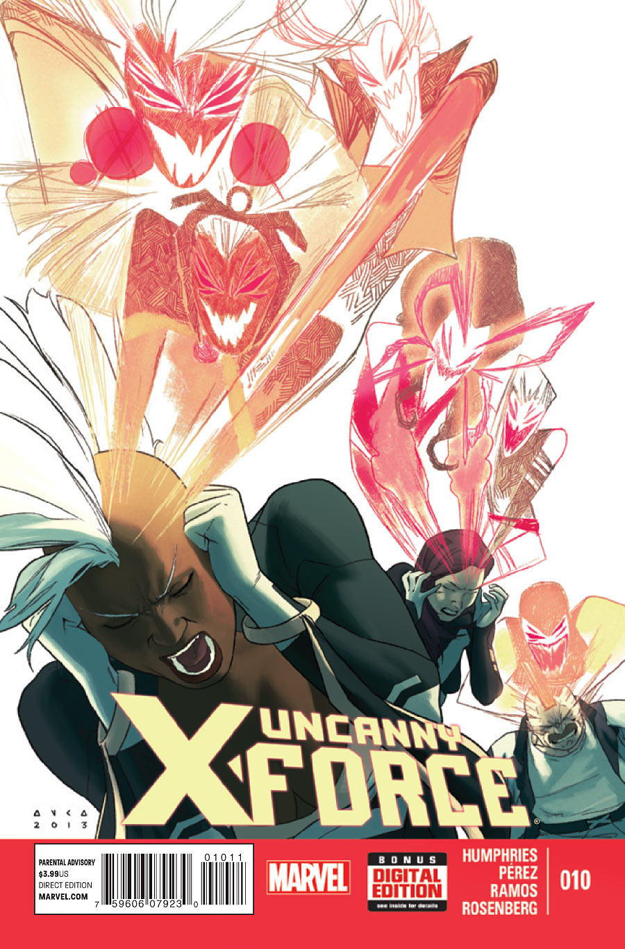 Uncanny X-Force Vol 2 10