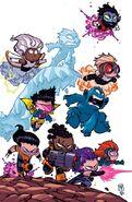 Uncanny X-Men Vol 5 1 Young Variant Textless