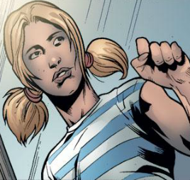 Vanessa (Earth-616)