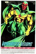 Vision (Earth-616) from Avengers Vol 1 367 001