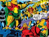 Wanderers (Survivors of Galactus) (Earth-616)