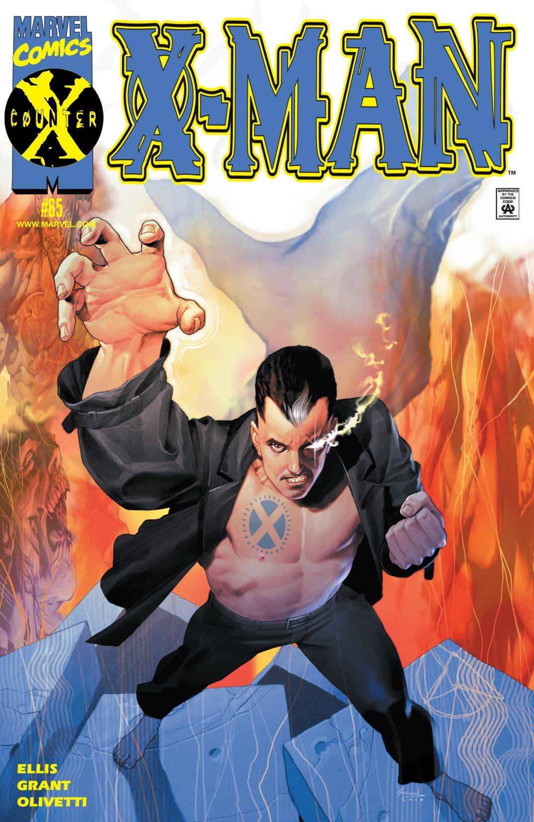 X-Man Vol 1 65