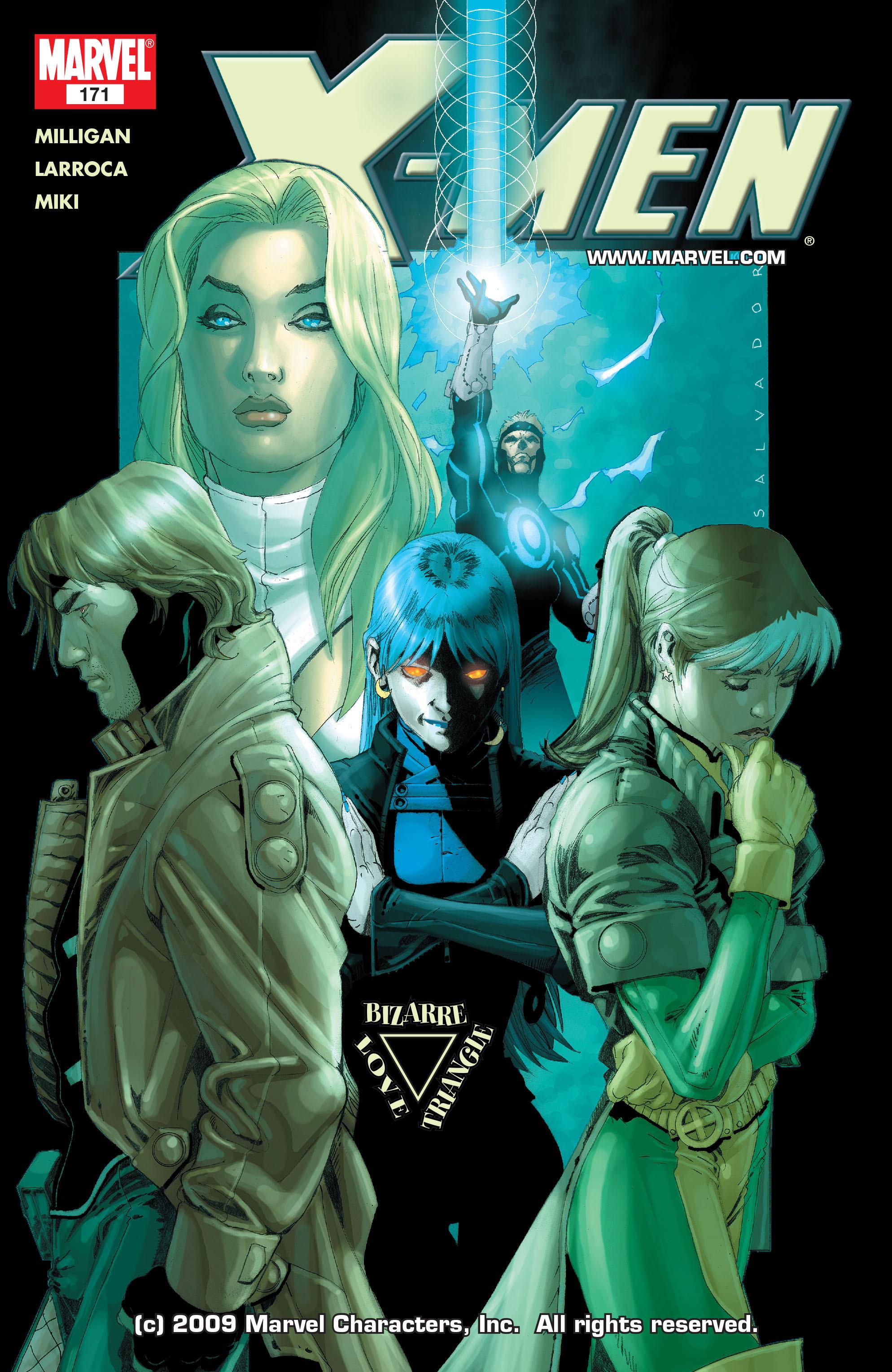 X-Men Vol 2 171