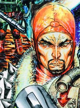 Adam Spectre (Earth-4935)
