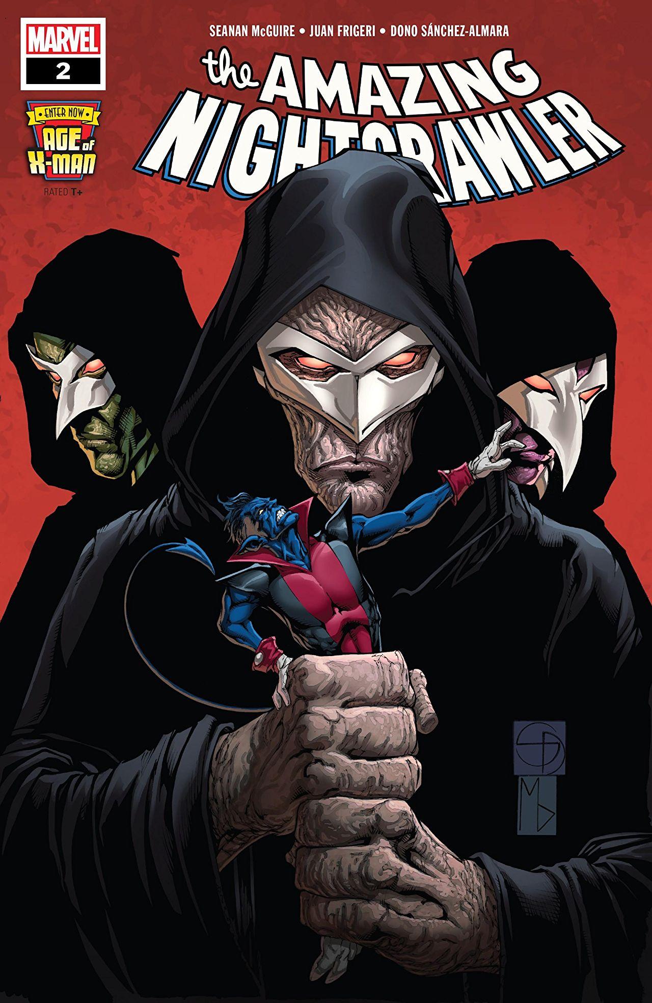 Age of X-Man: The Amazing Nightcrawler Vol 1 2
