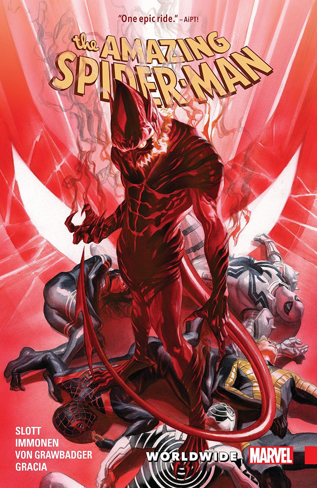 Amazing Spider-Man: Worldwide TPB Vol 1 9