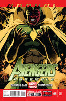 Avengers Assemble Annual Vol 1 1