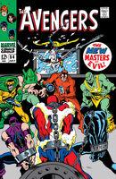 Avengers Vol 1 54