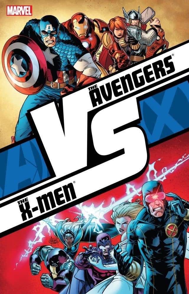Avengers vs. X-Men: VS TPB Vol 1 1