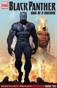Black Panther Soul of a Machine Vol 1 2