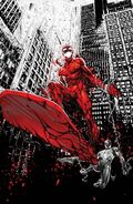 Carnage Black, White & Blood Vol 1 1 BTC And Slab City Comics Exclusive Convention Variant