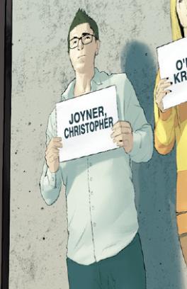 Christopher Joyner (Earth-616)