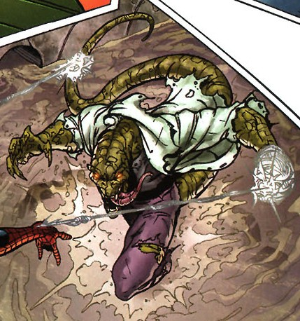 Curtis Connors (Earth-52136) from What If Aunt May Had Died Instead of Uncle Ben? Vol 1 1 0001.jpg