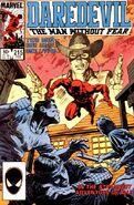 Daredevil Vol 1 215