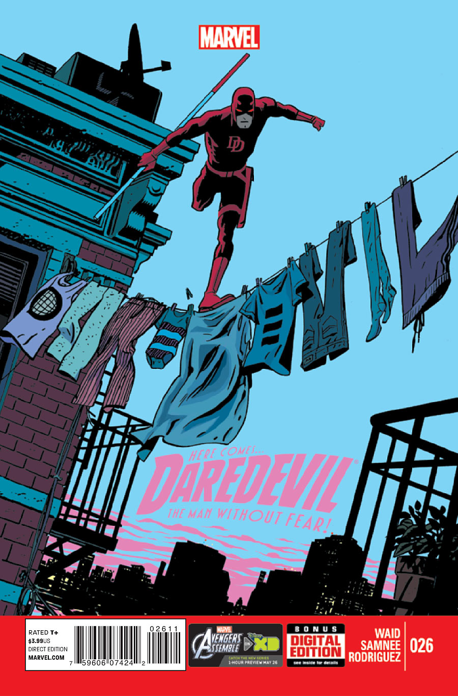Daredevil Vol 3 26