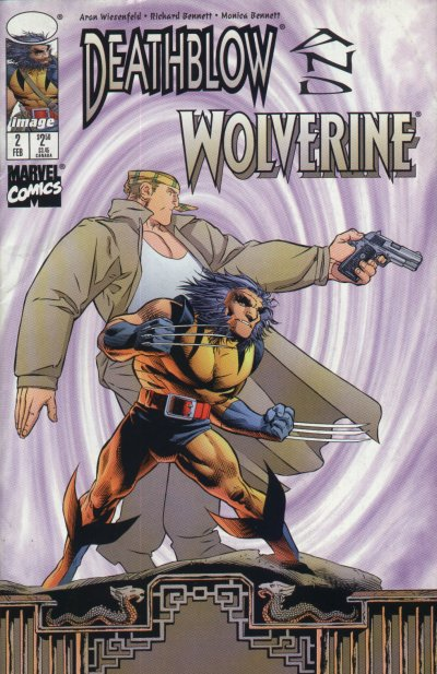 Deathblow / Wolverine Vol 1 2