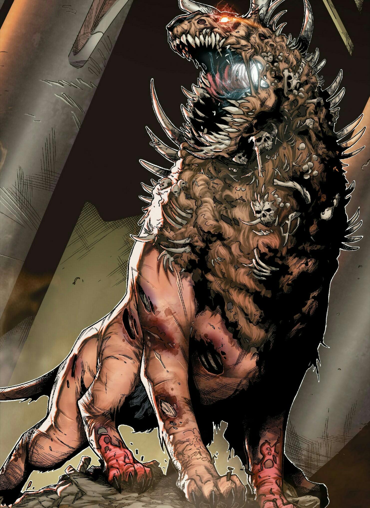Draugr (Fear Avatar) (Earth-616)