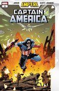 Empyre Captain America Vol 1 1