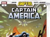 Empyre: Captain America Vol 1 1
