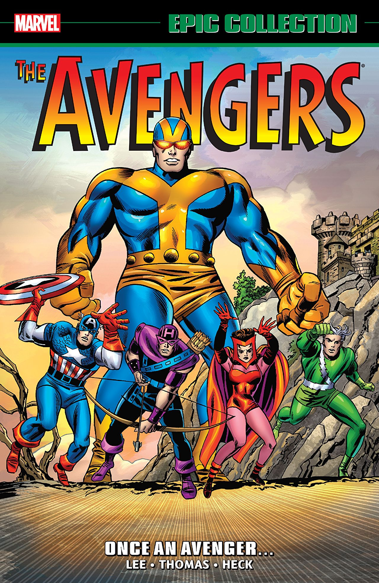 Epic Collection: Avengers Vol 1 2
