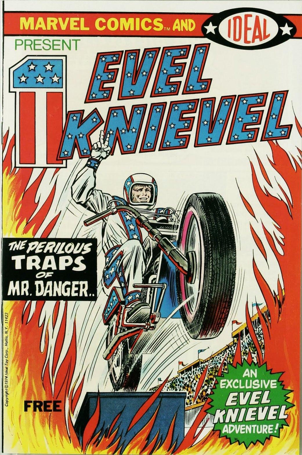 Evel Knievel Vol 1