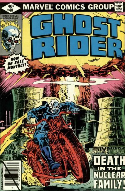 Ghost Rider Vol 2 40
