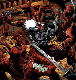 Hand (Earth-7642) from Cyberforce X-Men Vol 1 1 001.jpg