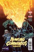 Howling Commandos of S.H.I.E.L.D. Vol 1 2