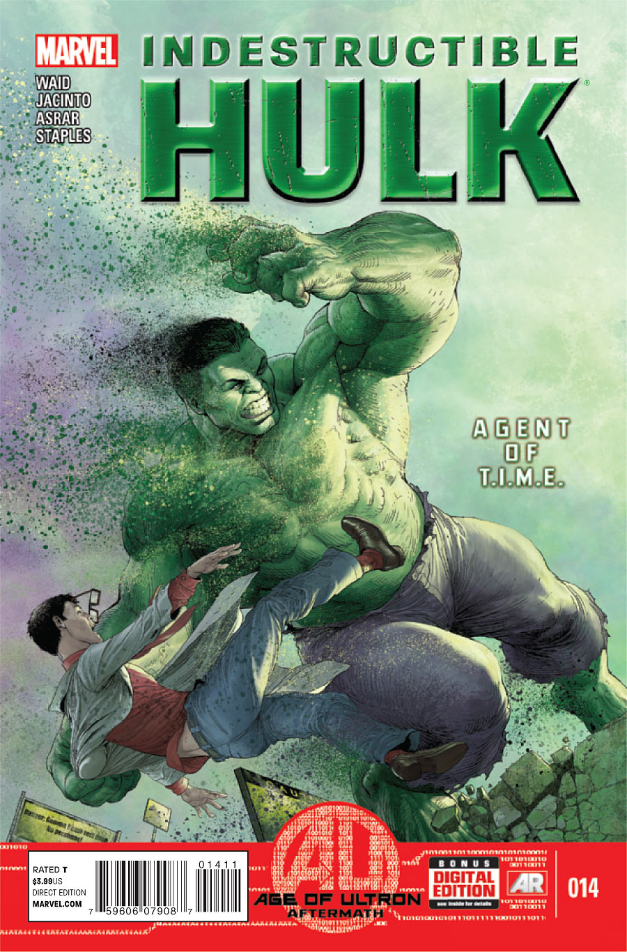 Indestructible Hulk Vol 1 14