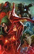 Iron Man 2.0 Vol 1 2 Djurdjevic Variant Textless