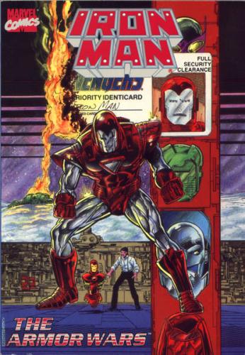Iron Man: The Armor Wars TPB Vol 1 1