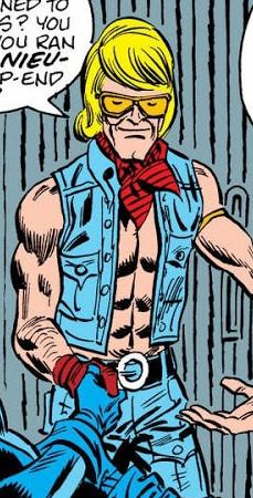 Joel Tanner (Earth-616)