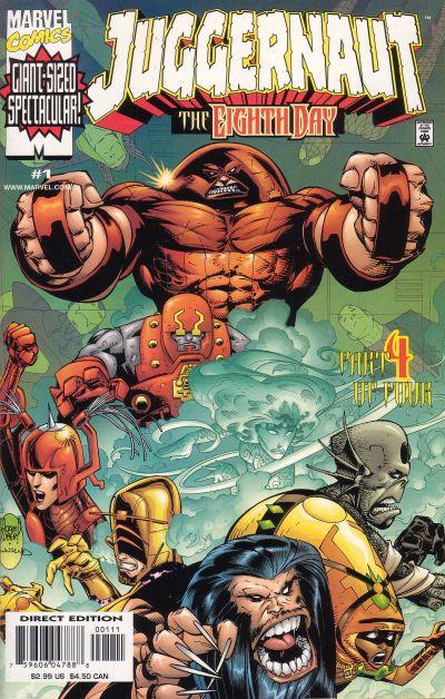Juggernaut Vol 2