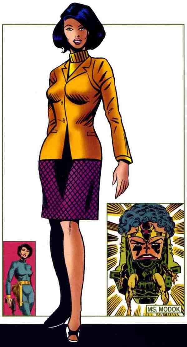 Katherine Waynesboro (Earth-616)