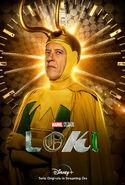 Loki (TV series) poster ita 009