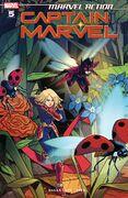 Marvel Action Captain Marvel Vol 1 5 0001