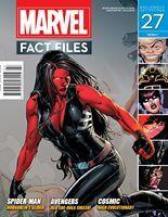 Marvel Fact Files Vol 1 27