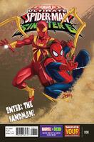 Marvel Universe Ultimate Spider-Man vs. the Sinister Six Vol 1 8
