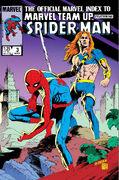 Official Marvel Index to Marvel Team-Up Vol 1 3