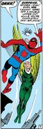Peter Parker (Earth-616) and Adrian Toomes (Earth-616) from Amazing Spider-Man Vol 1 7 0001