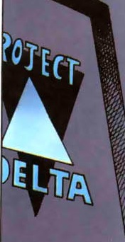 Project Delta (Earth-616)/Gallery