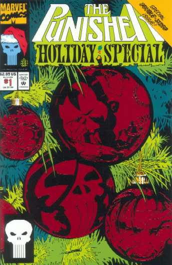Punisher Holiday Special Vol 1 1