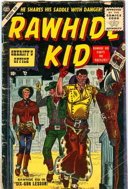 Rawhide Kid Vol 1 3