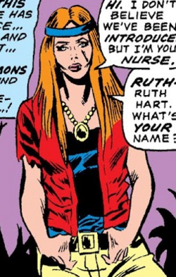 Ruth Hart (Earth-616) from Man-Thing Vol 1 2 001.png