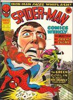 Spider-Man Comics Weekly Vol 1 132